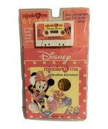 Disney Mini Mouse Vacation Adventure Audiobook Read Along Book on Tape Cassette - $29.69