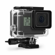 Kupton Housing Case For Gopro Hero 7 6 5 Black/ 2018 Waterproof Diving ... - $24.99