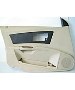 2005 Cadillac CTS LH Front Drivers Interior Door Panel OEM 25768645 - $44.05