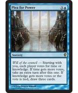Magic: the Gathering - Plea for Power (24/65) - Conspiracy - $0.01
