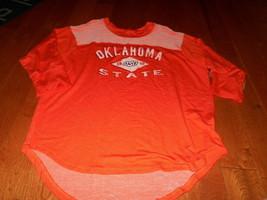 NWT Women's OSU Oklahoma State University Cowboys Long Sleeve NCAA Shirt... - $17.81