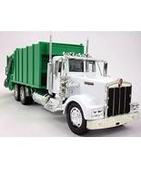 Kenworth W900 Garbage Truck Diecast Metal 1/32 Scale Model - $32.87