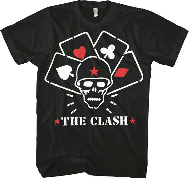 Primary image for The Clash-Straight To Hell-X-Large Black T-shirt
