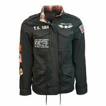 Top Gun M45 Canvas Jacket Black - $187.34+