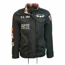 Top Gun M45 Canvas Jacket Black - $187.34+