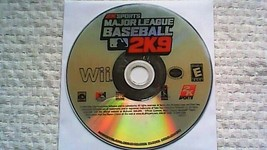 Major League Baseball 2K9 (Nintendo Wii, 2009) - $3.35