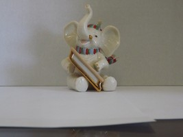 Lenox Collectible Elephant Snowy Day - $15.95