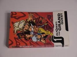 Elf Quest The Grand Quest Volume 1 Manga Graphic Novel Paperback Dark Horse - $12.86