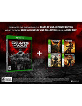 GEARS OF WAR ULTIMATE EDITION  - Xbox One - (Brand New) - $24.76