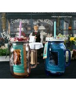THE PIONEER WOMAN MASON DRINKING JAR -NWT- GET A REAL HANDLE ON SIPPING ... - $24.95