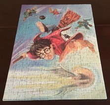 Harry Potter And The Golden Snitch 250 Piece Jigsaw Puzzle Complete - $19.79