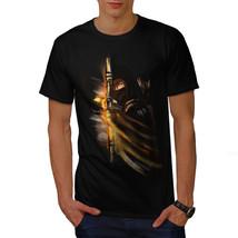 Warrior Ninja Fantasy Shirt Dark Arrow Men T-shirt - $12.99+