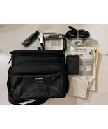 Hitachi DZ-GX5080A DVD Camcorder 30x  Zoom 1500X + Bag Extras Transer - $60.76