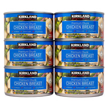 NEW Kirkland Signature Chicken Breast, 12.5 oz, 6-count **FREE SHIPPING** - $26.89
