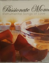 Passionate Moments Instrumental Songs Of Love Cd  image 1