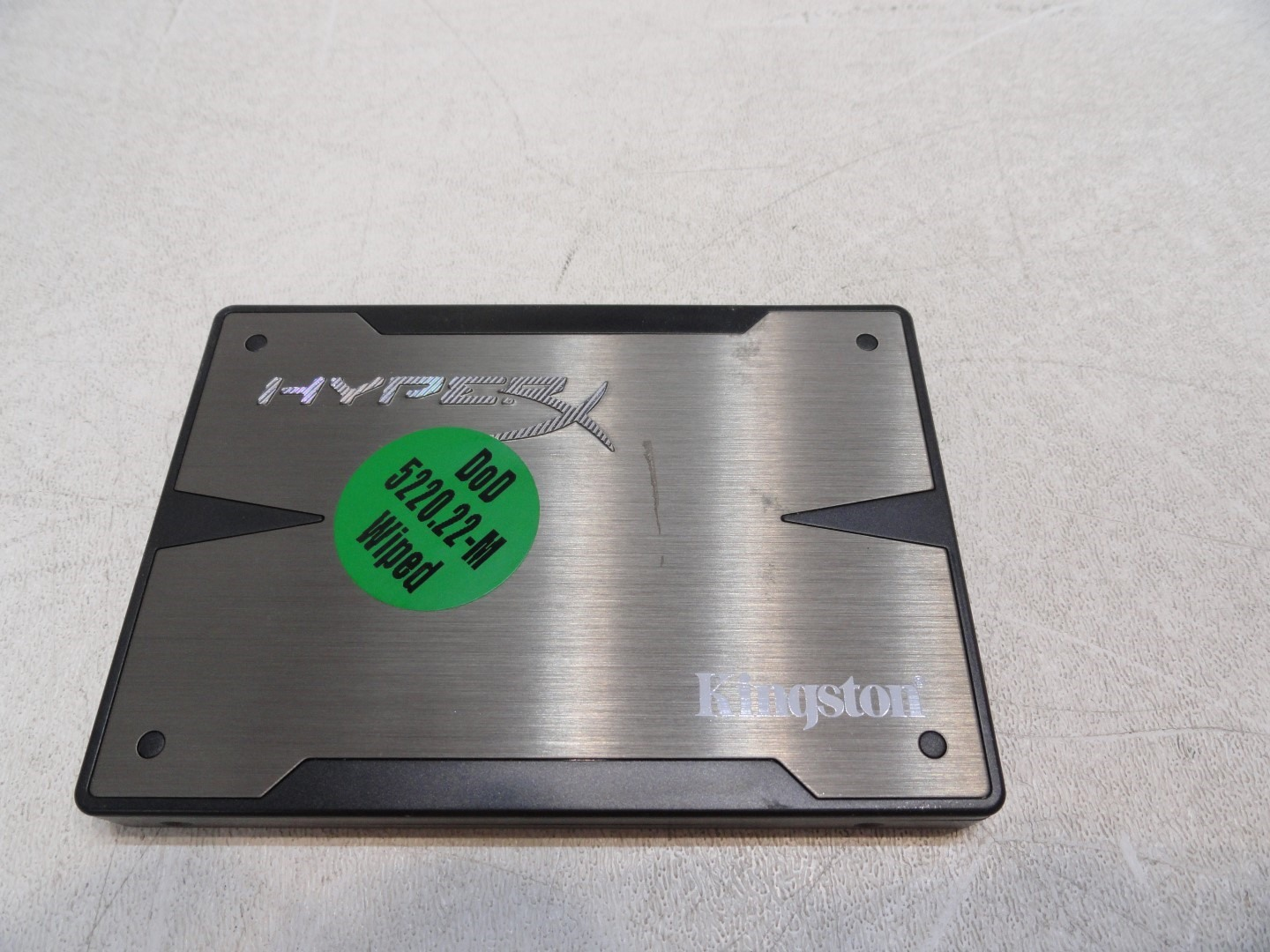 "Primary image for Kingston HyperX SH103S3/120G 120GB 2.5"" SATA Internal SSD Solid State Drive"