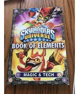 Skylanders Universe: Book of Elements: Magic and Tech by Activision...Sh... - $24.73