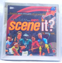 Scene It? ESPN Sports DVD Game New/Sealed In Collectible Tin 2+ Players ... - $4.99