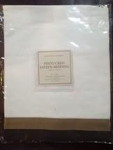 "NWT  Restoration Hardware ""Pintucked Sateen"" Taupe Standard Pillow Sham  - $25.69"