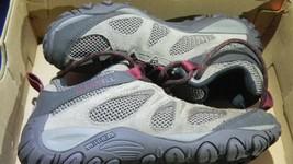 Merrell Womens Yokota 2 Brindle Hiking Sneaker Size 7 J78638 Brown w/ Box - $34.64