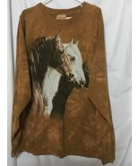 Three Wild Horses XXL Long Sleeve Shirt - $29.70