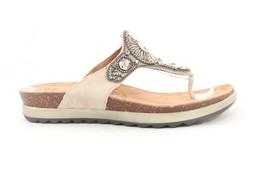 Dansko Pamela Thong Sandals  Taupe Women's Size 41 () - $102.50