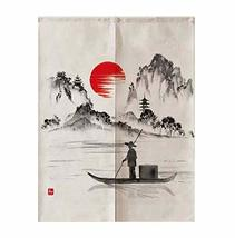DRAGON SONIC Creative Japanese Style Sushi Restaurant/Home Cloth Door Cu... - $74.70