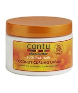 Cantu Shea Butter for Natural Hair Coconut Curling Cream 12 oz. - $8.43