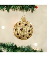 OLD WORLD CHRISTMAS CHOCOLATE CHIP COOKIE GLASS CHRISTMAS ORNAMENT 32143 - $8.88