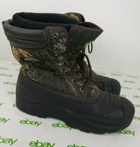 Field & Stream Buck Hunter II Camo Men's Hunting Boots Size 9 MMW00066 - $67.31