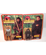 Robin Hood KENNER movie LITTLE JOHN FRISR TUCK LOT MOC sealed - $22.87