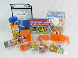 EAI Education Ole Miss Elementary Math Lot of Learning Tools Home School - $49.49