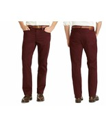Polo Ralph Lauren Men's Prospect Straight Stretch Jeans, Red, Size 32X30, $98 - $54.44