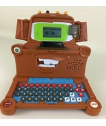 VTech Disney Cars Tow Mater Spy Mission Laptop Computer Educational Learning - $44.50
