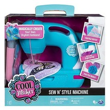 Cool Maker - Sew N' Style Sewing Machine with Pom-Pom Maker Attachment E... - $33.80