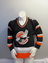 Nanaimo Clippers Jersey -  # 5 Cederburg - Fully Crested - Men's Small - $75.00