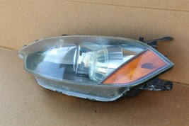 07-09 Acura RDX XENON HID Headlight Lamp Left Driver LH - POLISHED image 2