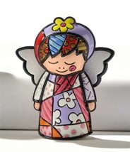 Romero Britto Mini Angel- Angel  Figurine #331388