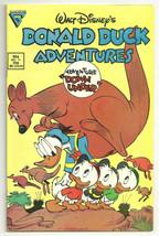 Donald Duck Adventures 11 Gladstone VG Condition  - $1.97