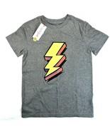 Cat & Jack Boys The Flash Bolt T Shirt Kids Short Sleeve Gray Size M 8/10 - $14.84
