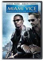 DVD - Miami Vice (Unrated Director's Cut) DVD  - $12.74