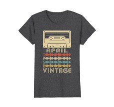 Funny Shirts - Vintage Retro Made In April 1962 56th Birthday Gifts 56 yrs Wowen - $19.95+