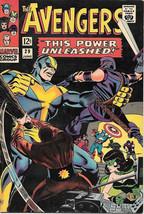 The Avengers Comic Book #29, Marvel Comics 1966 FINE+/VERY FINE- - $48.29