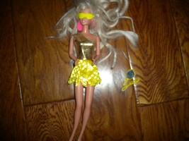 Mattel 2000's Barbie Doll Dress, Sunglasses, Mirror, Comba 4 Piece Set - $9.90