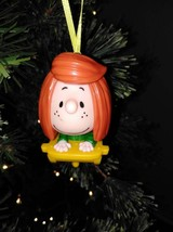 Peppermint Patty Peanuts Charlie Brown Christmas Ornament - $14.88