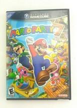 Mario Party 7 (Nintendo GameCube) Disc, Manual & and case - $90.00