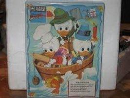 Duck Tales Rub-A-Dub-Dub 63 Piece Jigsaw Puzzle - 11.5 X 15 inches - $29.99