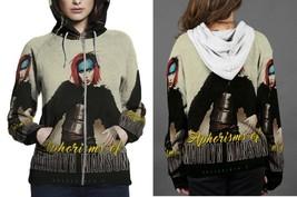 Marilyn manson Hoodie Zipper Women - $50.99+