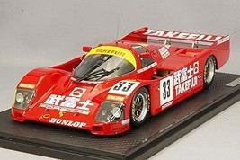 Ignition models 1/18 TAKEFUJI Porsche 962 c# 33 1989 Le Mans - $359.79
