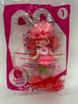 McDonalds Happy Meal Toy Strawberry Shortcake Scented Toy 2011  #1 NIP - $6.95
